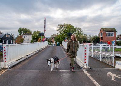 Slimbridge – Maiden Voyage in the Autocruise – Oct 2019