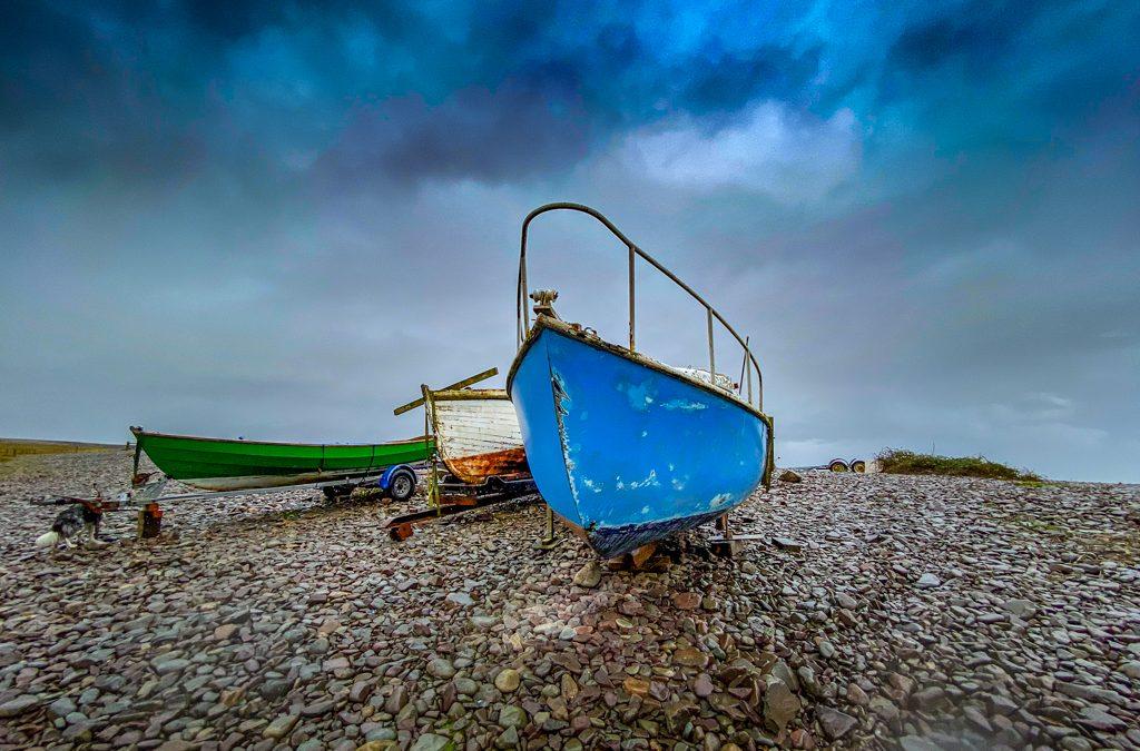 Minehead, Porlock Weir & Dunster Castle – Jan 2020