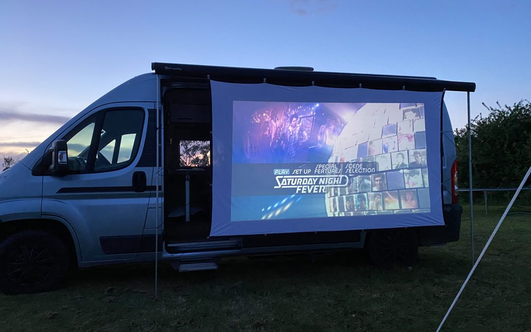 Camping Cinema