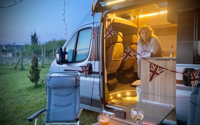 CamperWags get ready to resume travelling…